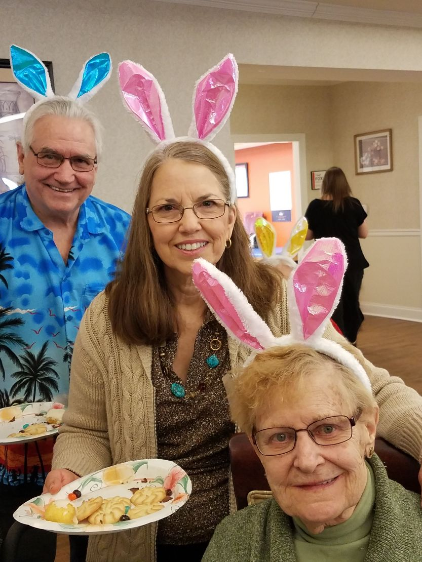 Audrey – Easter 2019