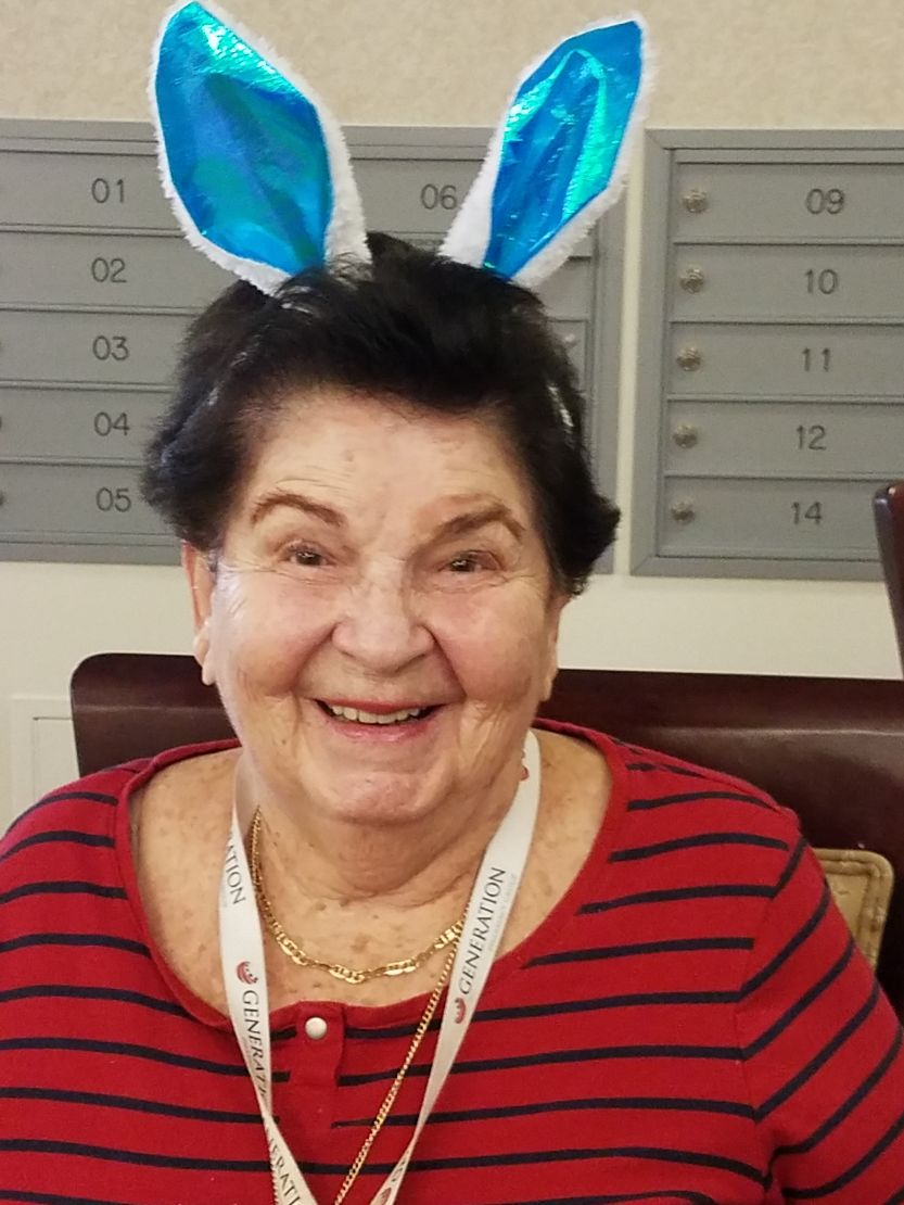 Easter fun - photo of Irsa