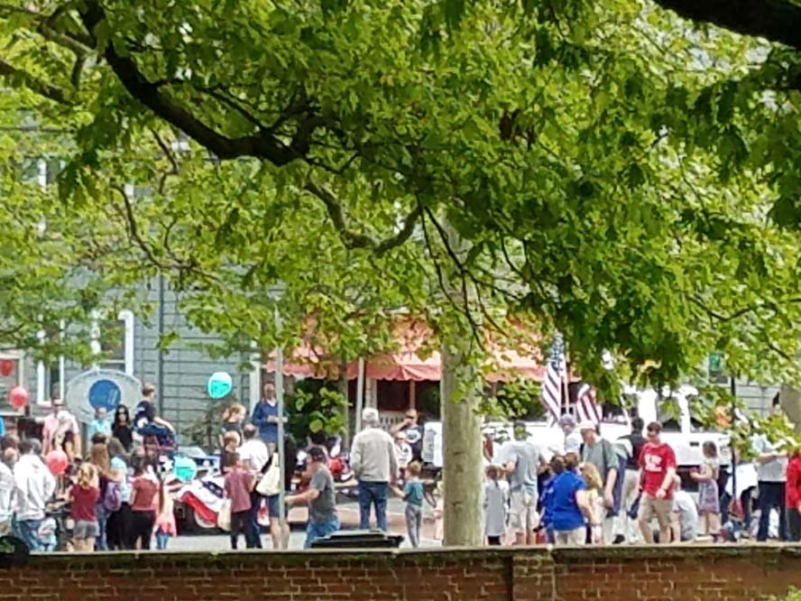 Harrison Township Day celebration